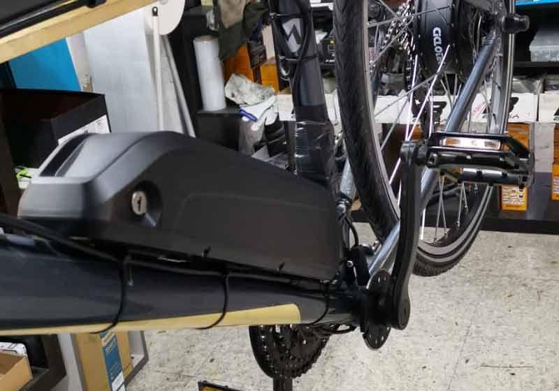 Resultado de imagen de motor electrico bicis ciclos richi