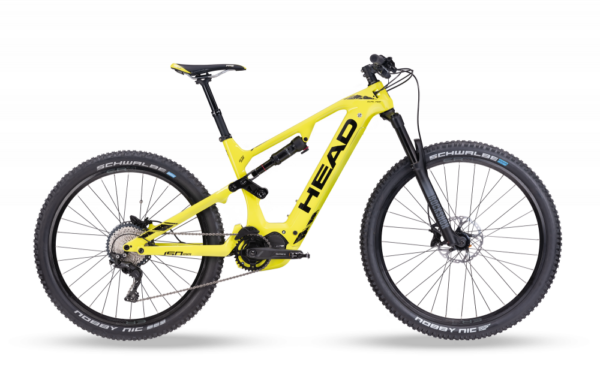 bicicleta electrica head muret II 2021 ciclos richi